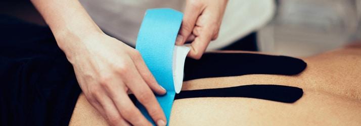 Chiropractic Torrance CA Kinesio Taping